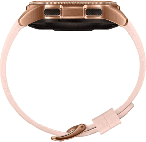 Samsung SM-R810NZDADBT Galaxy Watch 42 mm (Bluetooth), Rose Gold Amazon de Elektronik2