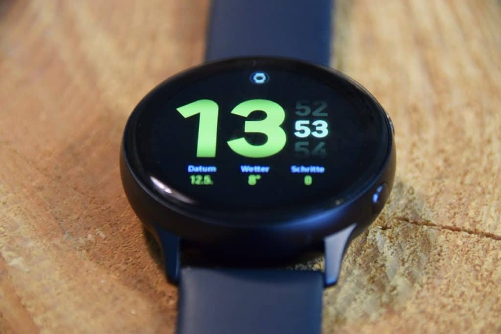 Samsung Galaxy Watch Active 2 Test