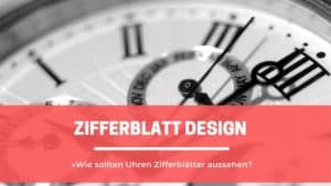 zifferblatt design